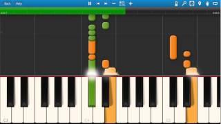 Ghulam - Aankhon Se Tune Ye Kya Keh Diya Song Piano Tutorial