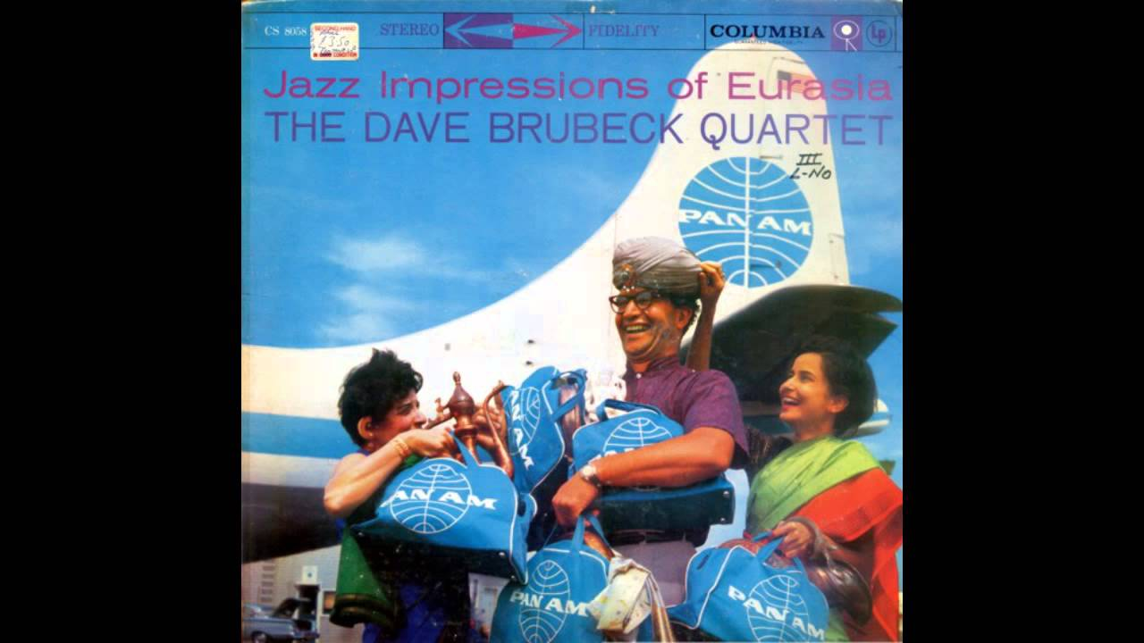 The Dave Brubeck Quartet Marble Arch Youtube
