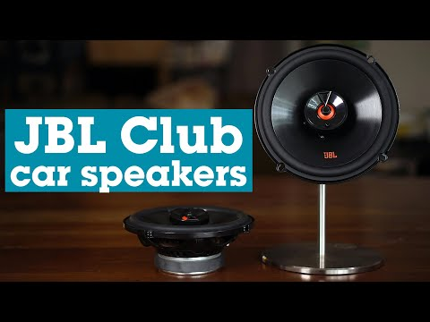 JBL Club 2020 Car Speakers | Crutchfield
