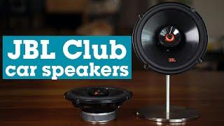JBL Club 2020 car speakers | Crutchfield