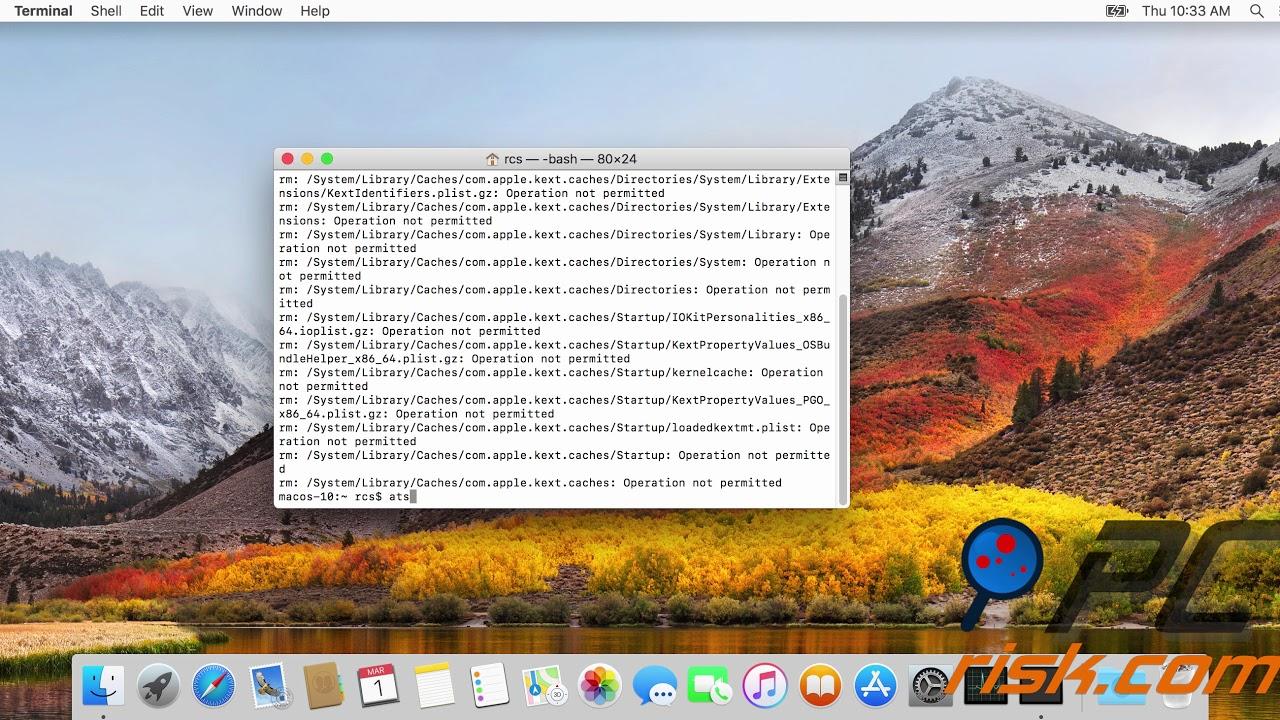 How to fix Mac stuck while shutting down?