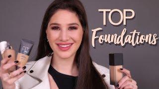My Top Foundations With Tamara Farra   كريمات الأساس المفضّلة عند تمارا فرا