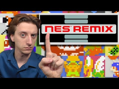 One Minute Review - NES Remix