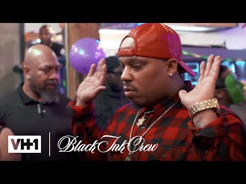 Bella Drops a Bombshell About Van and Charmaine in Vegas | Black Ink Crew: Chicago