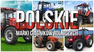 Polskie marki ciągników rolniczych - Ursus, Pronar, Farmtrac, Crystal, Farmer  [Matheo780]