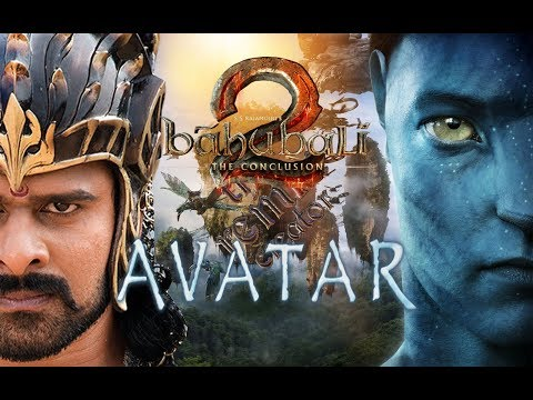 Baahubali 2: The Conclusion trailer- Avatar remix