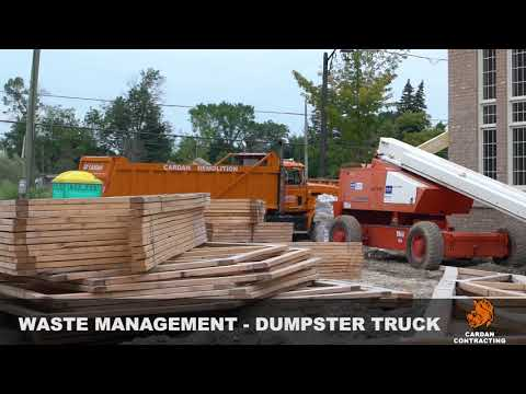Cardan Contracting Waste Management 30 Sec Promo   Sanker Media