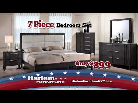 Harlem Furniture Memorial Day Sale   Duration: 0:31. Harlem Furniture Inc  728 Views