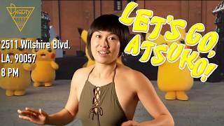 Let's Go, Atsuko! A (woke) Japanese Game Show Promo #2