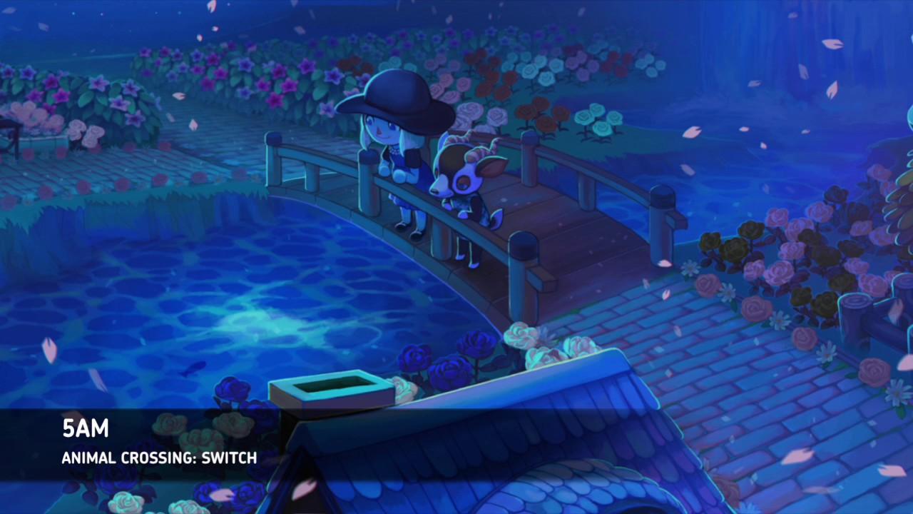 5AM (Fan Made) – Animal Crossing: New Horizons Music