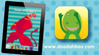pterodactyl in peek a boo dinosaurs play n learn app for kids