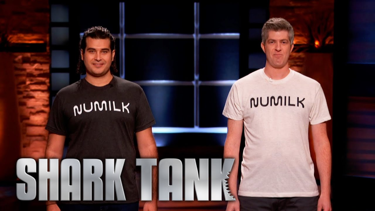 Download Shark Tank US   NuMilk Score An Impressive $2M Deal