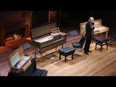 Rarezas instrumentales. Virginal y clavicordio