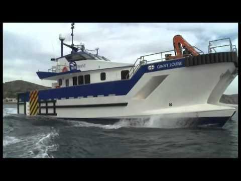 Wind Farm Service Vessel - Mercurio Shipyard
