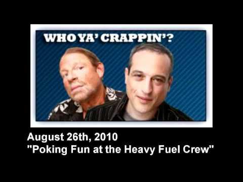 Boers & Bernstein: Who Ya Crappin? 8-26-2010