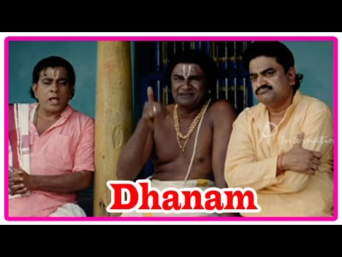 Dhanam Tamil Movie | Scenes | Prem Marries Sangeetha | Kota Srinivasa Rao