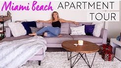 MY MIAMI BEACH APARTMENT TOUR // Vicky Justiz