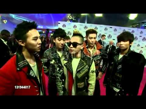111106 MTV EMA Bigbang