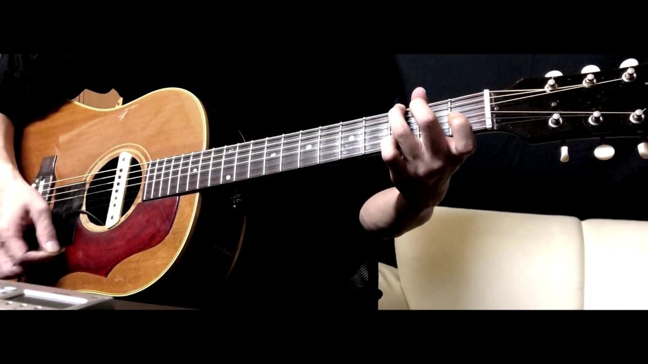 ヒカリ へ ギター