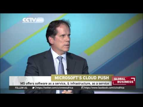 Is Africa a virgin market for cloud services?