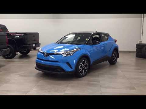 2019 Toyota C-HR XLE Premium Review
