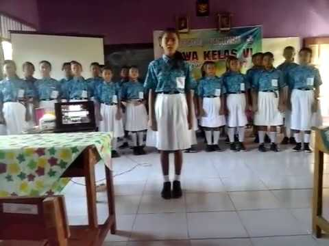 """Lagu Perpisahan Sekolah Paling Sedih """" Sayonara """" By. Wolo 1 Elva Cs"""