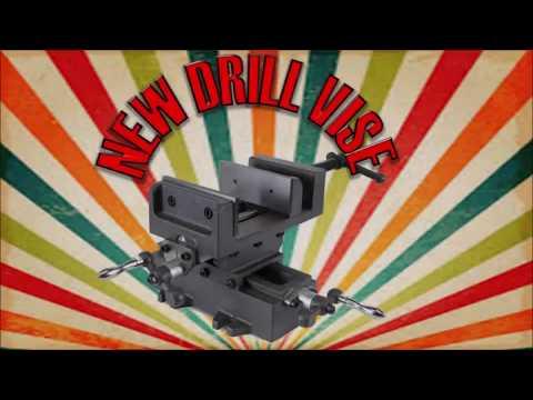 Crossfeed Drill Press Vise