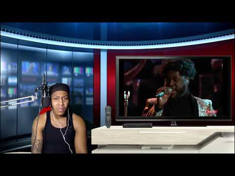 "he Voice 2017 Davon Fleming - Top 10: ""Hurt"" - Reaction"