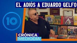 Falleció Eduardo Gelfo