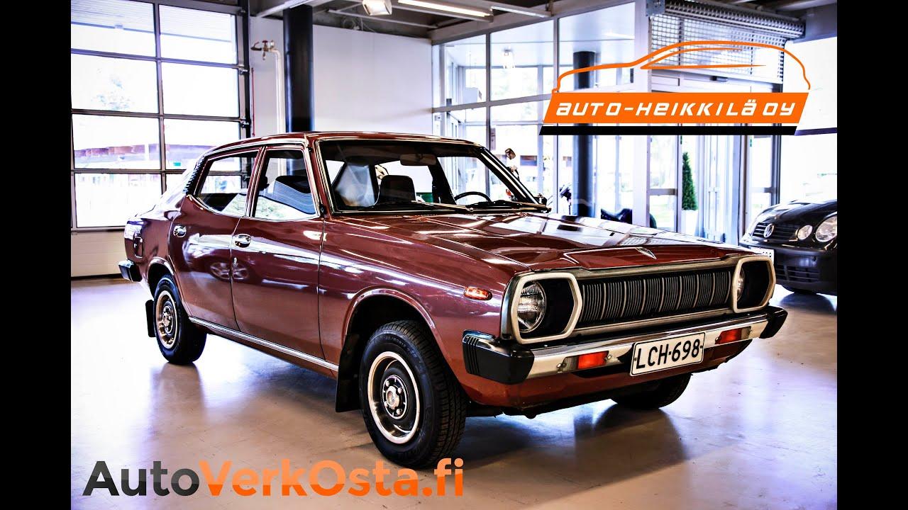 Datsun 120A -78 (Hinnoittelun perusteet :) - YouTube