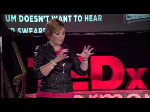 Who gives a f**k about women in sport? | Denise Watson | TEDxStormont