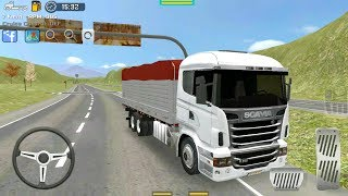 Grand Truck Simulator - Driving In Sao Paulo Brasil - Android Gameplay FHD