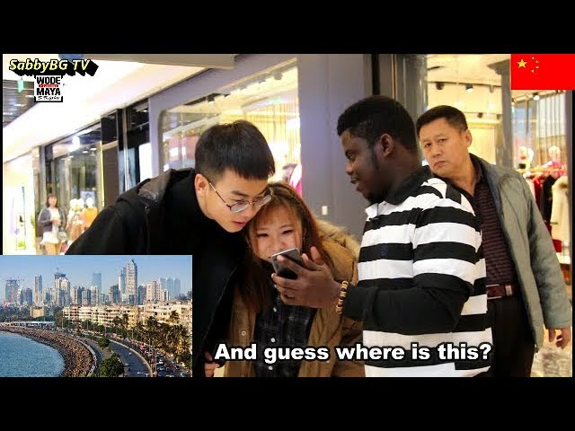 Chinese React To India They Dont See On TV
