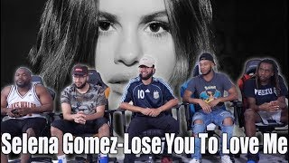 Selena Gomez-Lose You To Love Me Reaction/Review