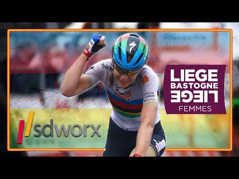 2021 WOMEN LIEGE - BASTOGNE - LIEGE || Pro Cycling Manager 2020 - SD - Worx |