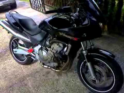 honda hornet 600 s 2001 youtube. Black Bedroom Furniture Sets. Home Design Ideas