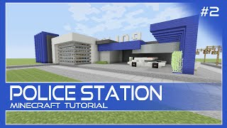 Police Station Tutorial #2 Minecraft Xbox/Playstation/PE/PC/Wii U
