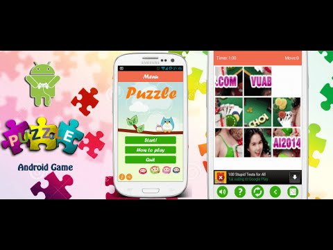 Puzzle Game For Android Source Code For Sale - Sellmyapp.com