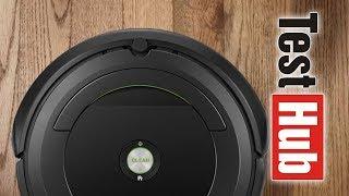 iRobot Roomba 696 robot sprzątający z Wi-Fi
