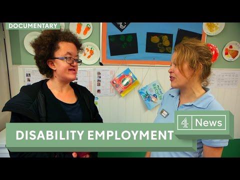 No Go Britain: disability employment gap