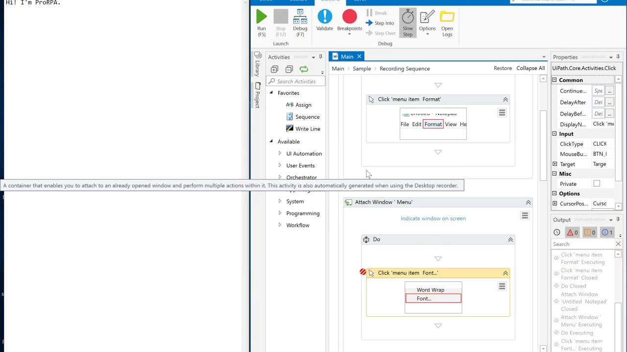 21 Error Handling in UiPath – Overview – Pro-RPA