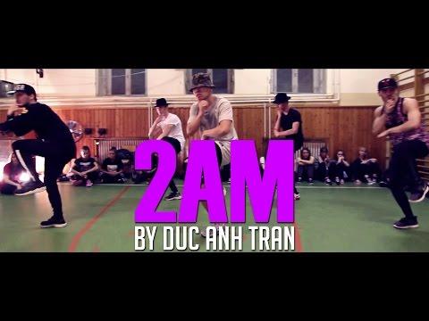 """Adrian Marcel """"2AM"""" Choreography by Duc Anh Tran @DukiOfficial @AdrianMarcel510"""