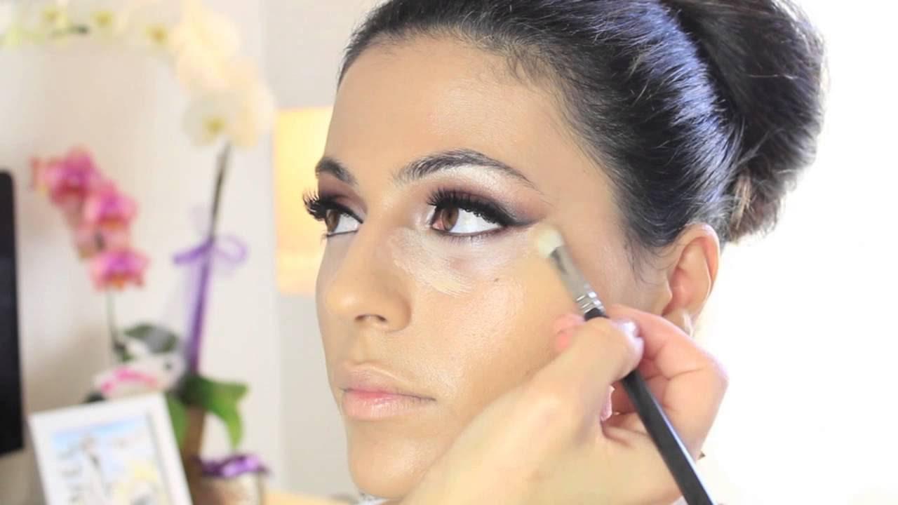 Simple Bridal Makeup Tutorial