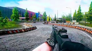 ESCAPE FROM TARKOV New Gameplay Trailer (2018)