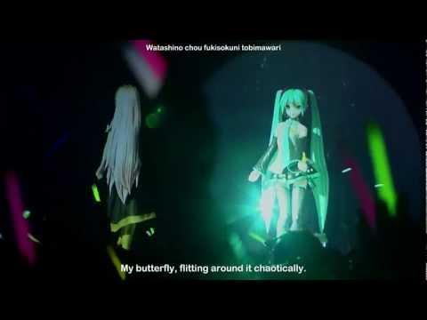 Magnet ~ Hatsune Miku & Luka Megurine Project DIVA Live - eng subs