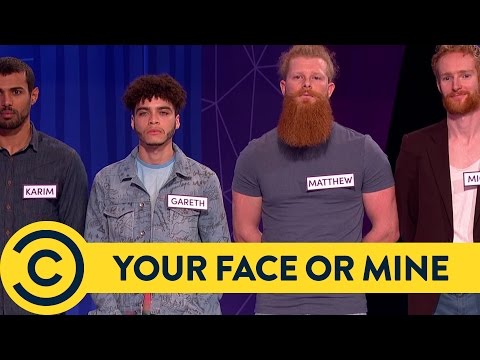 Gingers Travel In Packs - Your Face Or Mine | Comedy Central