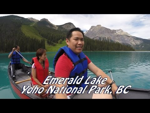Emerald Lake Yoho National Park, BC