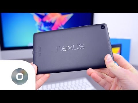 Google Nexus 7 (2013) Review! (deutsch)