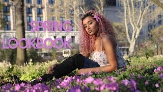 Spring LookBook Film | Spring 2017 Outfit Ideas
