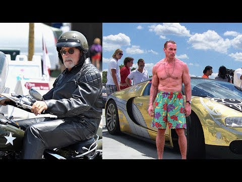 Arnold Schwarzenegger's Lifestyle ★ 2017
